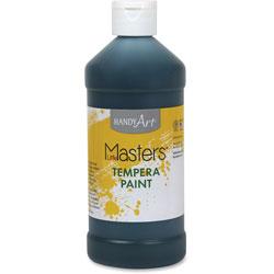 Little Masters Washable Paint, Black, 16 oz