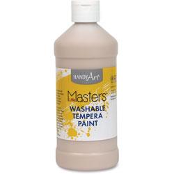 Little Masters Washable Paint, Peach, 16 oz