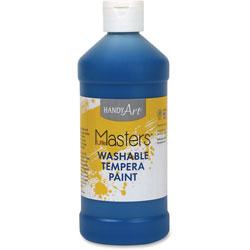 Little Masters Washable Paint, Blue, 16 oz