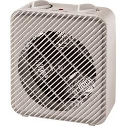Lorell Heater, 3 Heat Settings, 4-2/5 inWx9-1/2 inLx8-1/10 inH, White