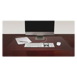 Lorell 36 x 20 Desk Pad, Clear
