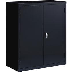 Lorell Storage Cabinet, 36 inx18 inx42 in, Black