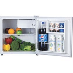 Lorell Compact Refrigerator, 1.6L, White