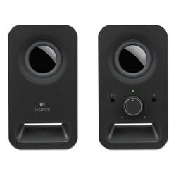 Logitech Z150 Multimedia Speakers, Black