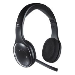 Logitech Wireless Headset, Black