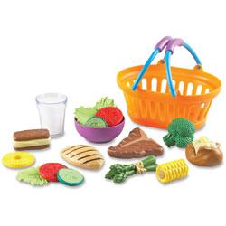 Learning Resources Dinner Basket Set, Multi