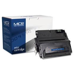 MICR Print Solutions Compatible Q1338A(M) (38AM) MICR Toner, 12000 Page-Yield, Black