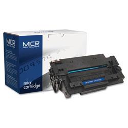 MICR Print Solutions Compatible Q7551A(M) (51AM) MICR Toner, 6500 Page-Yield, Black
