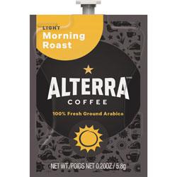 Mars Drinks Alterra Morning Roast, 100/CT, Brown