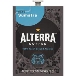 Mars Drinks Alterra Sumatra Dark/Intense Coffee, 100/CT, BK