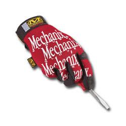 Mechanix Wear Original Gloves, X-Large, Red
