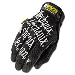 Mechanix Wear The Original Work Gloves, Black, Large