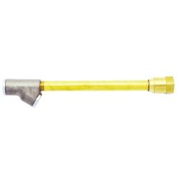 Milton Dual Head Straight Lock-on Threads Air Chuck 1/4 in