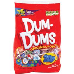 Marjack Dum Dum Pops, Assorted