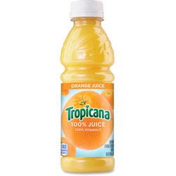 Marjack Tropicana Orange Juice, 10oz., Case of 24