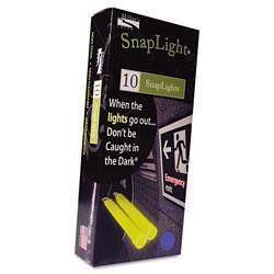 Miller's Creek Snaplights, 6 inl x 3/4 inw, Blue, 10/Box