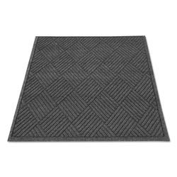 Guardian EcoGuard Diamond Floor Mat, Rectangular, 24 x 36, Charcoal