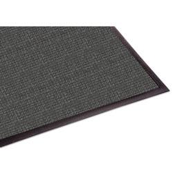 Millennium Mat Company WaterGuard Indoor/Outdoor Scraper Mat, 36 x 120, Charcoal