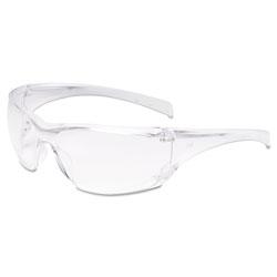 3M Virtua AP Protective Eyewear, Clear Frame and Lens, 20/Carton
