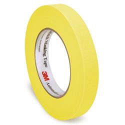 3M Automotive Refinish Masking Tape, 18mm X 55M, 48 Rolls