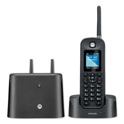Motorola MTR0200 Series Digital Cordless Telephone with Answering Machine, 1 Handset