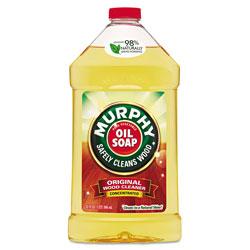 Murphy Oil Original Wood Cleaner, Liquid, 32oz, 9/Carton