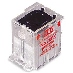 Max USA Staple Cartridge, 0.31 in Leg, 0.5 in Crown, Steel, 5,000/Box