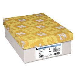 Neenah Paper CLASSIC CREST #10 Envelope, Commercial Flap, Gummed Closure, 4.13 x 9.5, Solar White, 500/Box