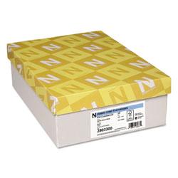 Neenah Paper CLASSIC CREST #10 Envelope, Commercial Flap, Gummed Closure, 4.13 x 9.5, Classic Natural White, 500/Box