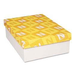 Neenah Paper CLASSIC CREST #10 Envelope, Commercial Flap, Gummed Closure, 4.13 x 9.5, Avon Brilliant White, 500/Box