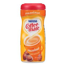 Coffee-Mate® Hazelnut Creamer Powder, 15oz Plastic Bottle