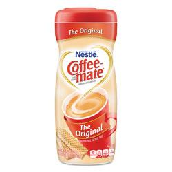 Coffee-Mate® Non-Dairy Powdered Creamer, Original, 22 oz Canister, 12/Carton