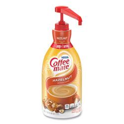 Coffee-Mate® Liquid Coffee Creamer, Hazelnut, 1500mL Pump Bottle