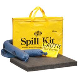 PIG® Universal Spill Kit Absorbs 5 Gallons