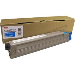 Okidata 42918983 Laser Cartridge, Cyan