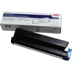 Okidata 43979201 High-Yield Toner, 7000 Page-Yield, Black