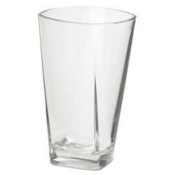 Office Settings Cozumel Beverage Glasses, 16oz, Clear, 6/Box