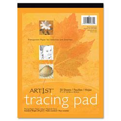 Pacon Art1st Parchment Tracing Paper, 16 lb, 19 x 24, White, 50/Pack