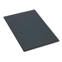 Pacon Construction Paper, 58lb, 24 x 36, Black, 50/Pack