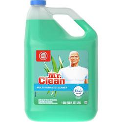 Mr. Clean Mr Clean Multipurpose Cleaner, w/Febreze, 128oz, Meadow/Rain