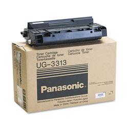 Panasonic UG3313 Toner, 10000 Page-Yield, Black