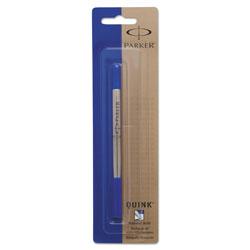 Parker Refill for Parker Roller Ball Pens, Fine Point, Blue Ink