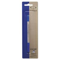 Parker Refill for Parker Roller Ball Pens, Medium Point, Blue Ink