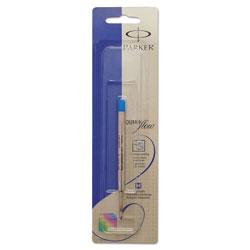 Parker Refill for Parker Ballpoint Pens, Fine Point, Blue Ink
