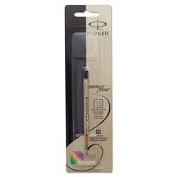 Parker Refill for Parker Ballpoint Pens, Medium Point, Black Ink