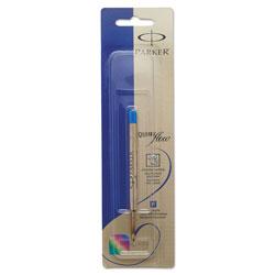 Parker Refill for Parker Ballpoint Pens, Medium Point, Blue Ink