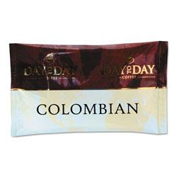 PapaNicholas 100% Pure Coffee, Colombian Blend, 1.5 oz Pack, 42 Packs/Carton