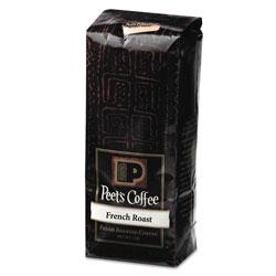 Peet's Bulk Coffee, French Roast, Ground, 1 lb Bag