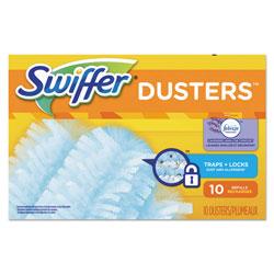 Swiffer Dust Lock Fiber Refill Dusters, Lavender & Vanilla Scent, 10 Per Box