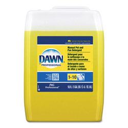 Dawn® Professional Manual Pot & Pan Dish Detergent, Lemon Scent, Concentrate, 5 Gallon Cube